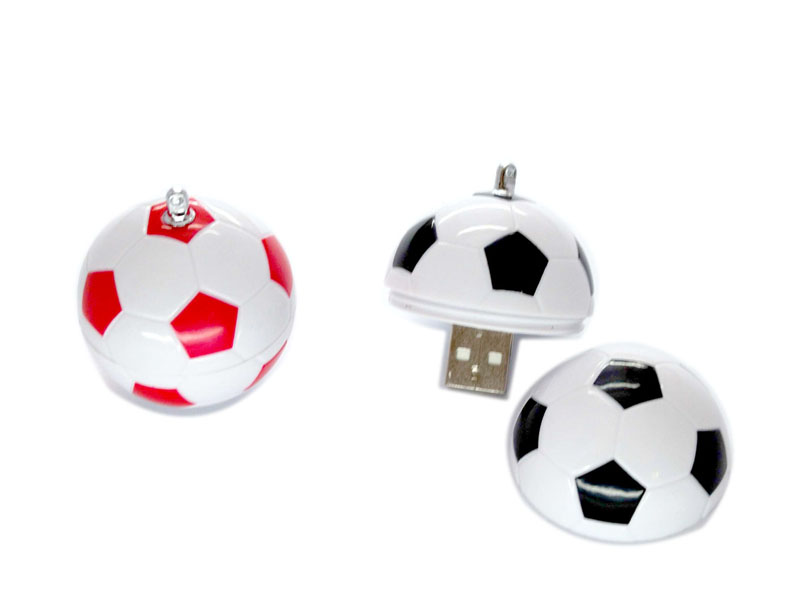 Football creative USB flash disk H702